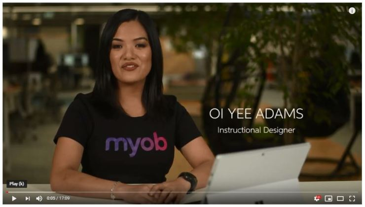MYOB YE AR Youtube